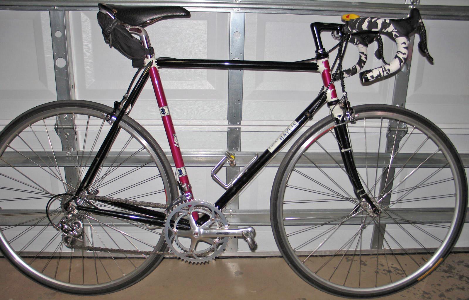 BLACK//RED Cinelli MACRO SPLASH CORK Bicycle Handlebar Tape